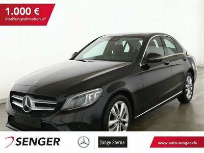 gebraucht Mercedes C220 d Avantgarde Navi LED Glas-SD Rückfahrk. Fahrzeuge kaufen und verkaufen