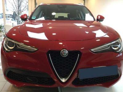 gebraucht Alfa Romeo Stelvio 2.0 Turbo 16V AT8-Q4 Super