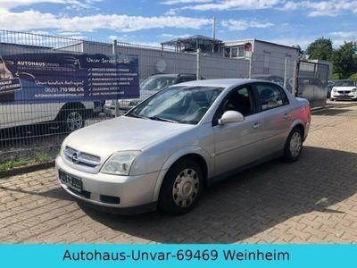 gebraucht Opel Vectra C Lim. Silverline 2.2  KLIMA TÜV 