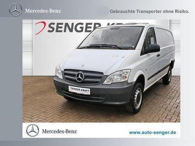 gebraucht Mercedes Vito Kastenwagen 113 CDI 4x4 Lang