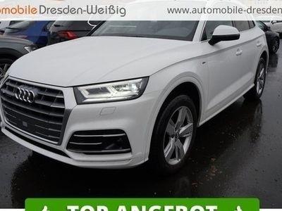 gebraucht Audi Q5 2.0 TDI S Tronic S Line quattro*Pano*AHK*