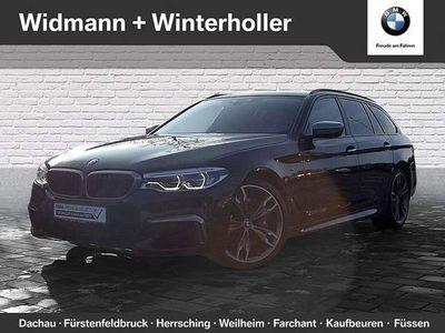 gebraucht BMW 550 d M xDrive Touring Head-Up HK HiFi LED WLAN