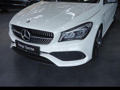 second-hand Mercedes CLA250 Sport Coupé AMG Line Aut Navi LED Totwinke