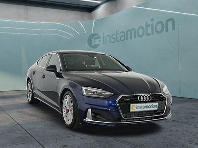 gebraucht Audi A5 Sportback A5 Advanced 45TFSI q Virtual P/SHZ/18