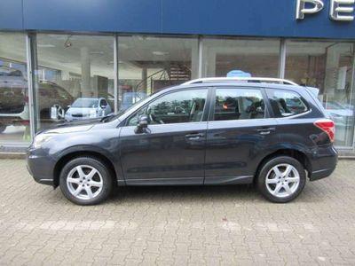 gebraucht Subaru Forester 2.0D Platinum Xenon Navi Keyless e-Sitze Rückfahrkam. Allrad Panorama Multif.Lenkrad