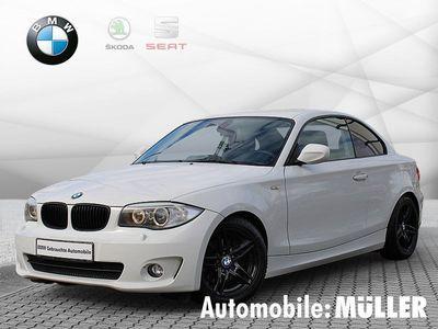 gebraucht BMW 120 Coupé i