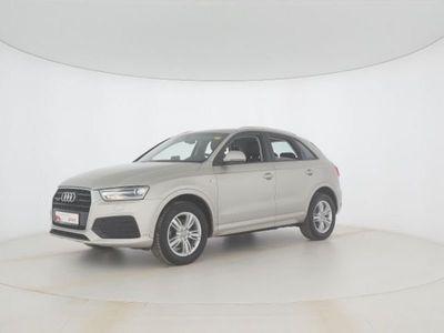 gebraucht Audi Q3 2.0 TDI Quattro *Xenon Plus,PDC,S Line Exterieur,MMI Navi*