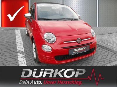gebraucht Fiat 500C Cabrio Mirror 1.2 8V Einparkhilfe*UConnect*