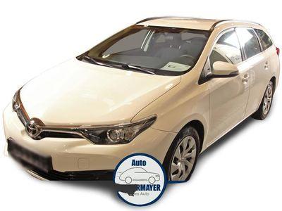 gebraucht Toyota Auris Touring Sports Cool 1.33 Dual-VVT-i, Bluetooth, Klimaautomatik