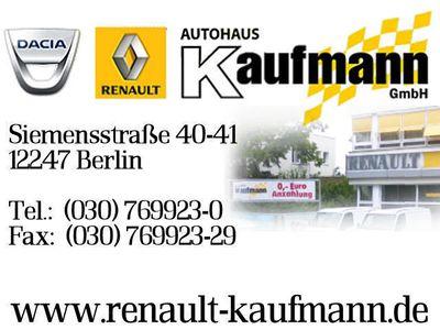 gebraucht Renault Talisman GrandTour Intens 1.6 dCi 160 EDC Energy Leder 4 Conrol Allradlenkung