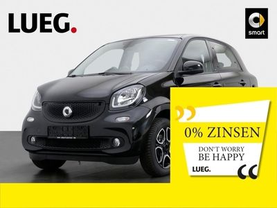 gebraucht Smart ForFour 66kW (90 PS) prime+Cool u. Media+Pano.
