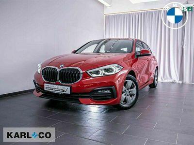 gebraucht BMW 118 iA Advantage EU6d-T 5-Türer LED PDCv+h Temp
