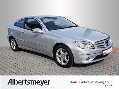 gebraucht Mercedes CLC180 Media-Interface Komfort-Paket Sitzheizung Klim