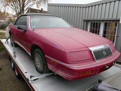 gebraucht Chrysler Le Baron V6 Cabrio, Teileträger/ Ausschlachten