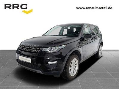 käytetty Land Rover Discovery Sport SE Automatik, Navi, Rückfahrkame