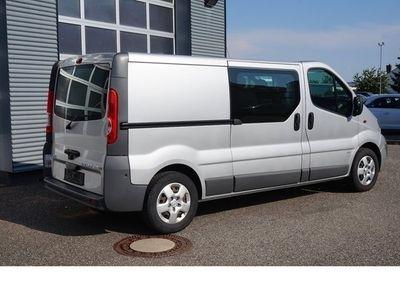 gebraucht Opel Vivaro 2.0 CDTI Kasten L2H1 Klima Standheizung