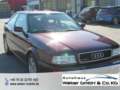gebraucht Audi Coupé 89 2.6*Quattro*Allrad*AHK*Schiebe-/Ausste