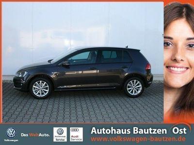 gebraucht VW Golf VII 1.6 TDI BMT EU6 LOUNGE/NAVI/PDC/SHZ/4-TÜRER/C