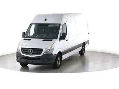 usata Mercedes Sprinter 316 Kasten Maxi und Hoch Klima *Euro 6*