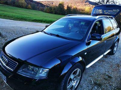 gebraucht Audi A6 Allroad +Jede Menge Ersatzteile als Kombi in Happurg