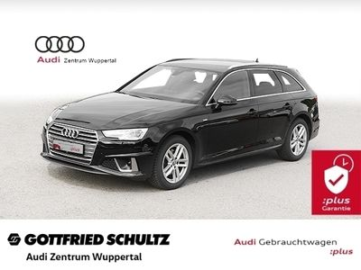 gebraucht Audi A4 Avant 2.0TFSI LEDER DAB LANE ACC S-LINE XEN NAV Sp