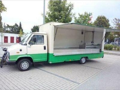 gebraucht Peugeot J5 -280 L Kastenwagen H Kennzeichen
