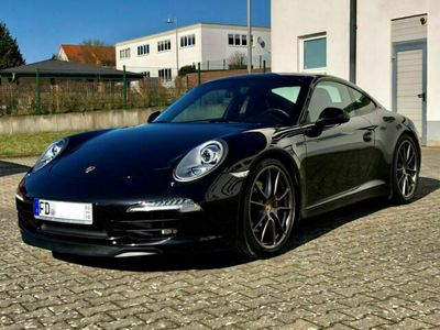 gebraucht Porsche 911 Carrera S 991/ Sauger / 7-Gang Schaltgetriebe