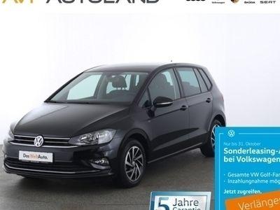 gebraucht VW Golf Sportsvan JOIN 1.5 TSI BMT | NAVI schwarz