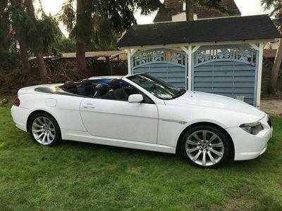 gebraucht BMW 630 Cabriolet i mit Super Ausstattung