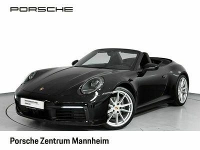 gebraucht Porsche 992 Cabrio PDK BOSE LED Sportabgasanlage 20/21''