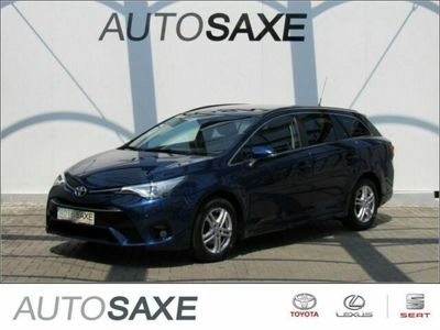 gebraucht Toyota Avensis Touring Sports 1.8 Business Edition*LED*