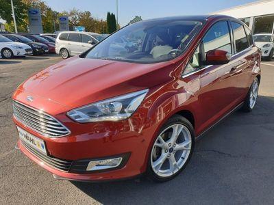 gebraucht Ford C-MAX Titanium,Navi,EPH,Panorama-Dach,Winter Paket,Xenon
