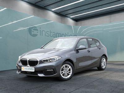 gebraucht BMW 118 118 dA Advantage NAVI+LED+SHZ