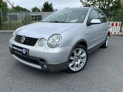 gebraucht VW Polo Cross Fun *Klimaanlage*