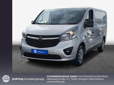 gebraucht Opel Vivaro 1.6 D L1H1 LKW Kasten KLIMA NAVI KAMERA PDC HOLZBODEN