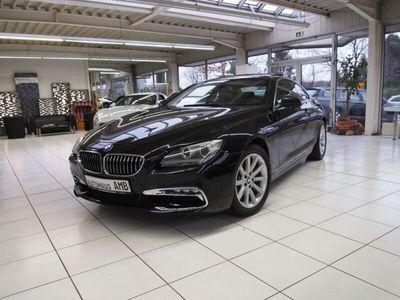 gebraucht BMW 640 d xDrive Leder Navi Xenon Panorama Head-Up