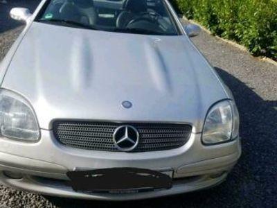 gebraucht Mercedes SLK200 Mercedes