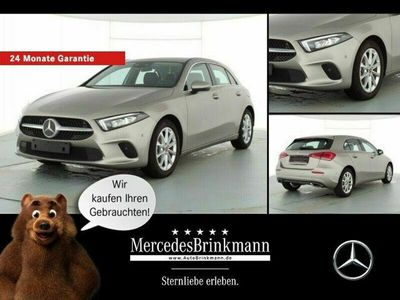 gebraucht Mercedes A180 PROGRESSIVE/AHK/LED/MBUX-HIGH-END/NAVI