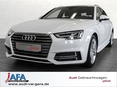 käytetty Audi A4 Avant Sport 3x S-Line,LED,Virt.CP,Navi+