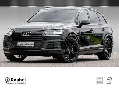 """gebraucht Audi Q7 3.0 TDI LED Navi+ Keyless Luftf. 22"""" AHK Head-up"""