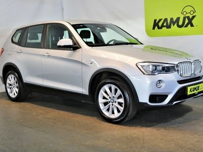 gebraucht BMW X3 xDrive35d Steptronic +Bi-Xenon +Navi +Leder +Kamera