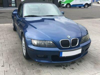 gebraucht BMW 2002 Z3 roadster 2.2i 6 Zylinder 170 PS Facelift