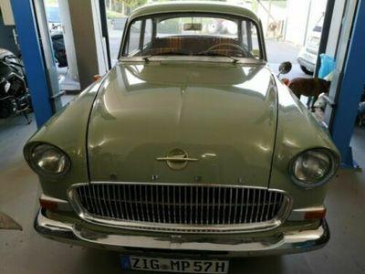 gebraucht Opel Olympia Rekord1957