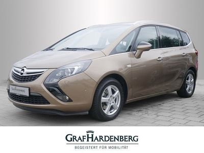 gebraucht Opel Zafira Tourer 1.4 Turbo Innovation Navi Tempomat