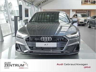 gebraucht Audi A7 Sportback 50 TDI quattro S line Euro 6, Matrix