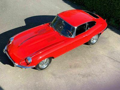 gebraucht Jaguar E-Type FHC / 2 Sitzer / 3 Vergaser Version