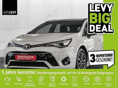 gebraucht Toyota Avensis Touring Sports 2.0 Edition-S