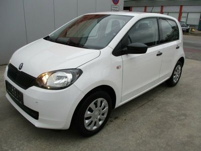 used Skoda Citigo Cool Edition Blechschaden