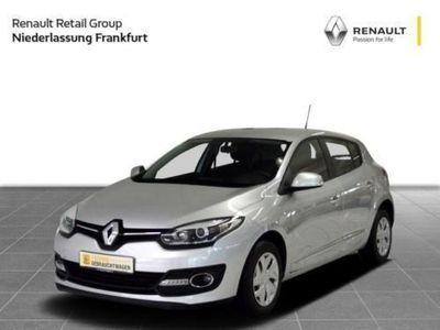 gebraucht Renault Mégane III LIM. PARIS 110 Klimaanlage, ZV, Radio