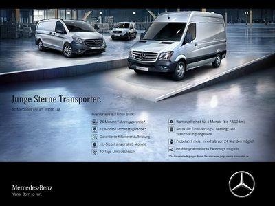 gebraucht Mercedes Citan 108 CDI Worker 1.Hand
